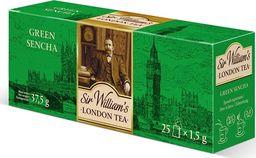 Sir Williams Herbata Sir William's LONDON GREEN SENCHA Zielona 25