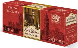 Sir Williams Herbata Sir William's LONDON CEYLON BLACK 25