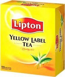 Lipton Herbata Lipton Yellow Label - 100 Saszetek