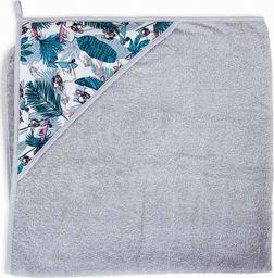 Ceba Ręcznik dla niemowlaka Printed Line French Bulldog 100x100 Ceba