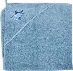 Ceba Ręcznik dla niemowlaka Shark 100x100 Ceba