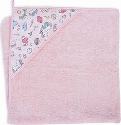 Ceba Ręcznik dla niemowlaka Printed Line Unicorn 100x100 Ceba