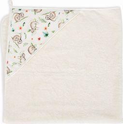 Ceba Ręcznik dla niemowlaka Printed Line Lazy 100x100 Ceba