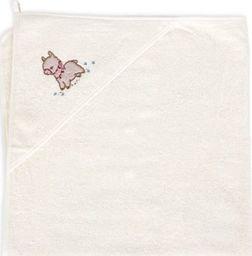 Ceba Ręcznik dla niemowlaka Lama 100x100 Ceba