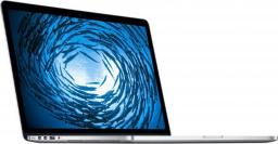 Laptop Apple (A--) Notebook Apple Macbook Pro A1398 / i7-4750HQ / 8GB / 256GB SSD / Retina WQHD / Late 2013 / Klasa A-- uniwersalny