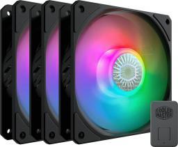 Cooler Master SickleFlow 120 ARGB 3-pack (MFX-B2DN-183PA-R1)