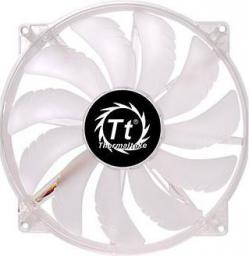 Thermaltake Wentylator - Pure 20 LED Red (200mm, 800 RPM) BOX  (CL-F032-PL20RE-A)