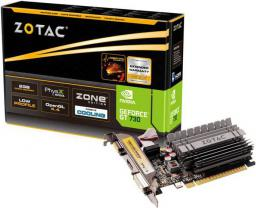 Karta graficzna Zotac GeForce GT 730 Zone 2GB DDR3 (ZT-71113-20L)