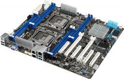 Asus Z10PA-D8, C612 PCH, DDR4, LGA 2011-3 *2 (Z10PA-D8),
