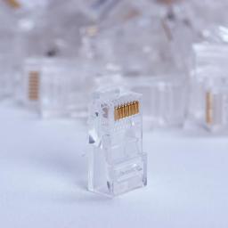 DigitalBOX START.LAN wtyk RJ-45 kat. 5e na linkę - 100 szt (STLP8P8CUC5E-ST)