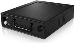 Kieszeń Icy Box wewnętrzna na dyski 3.5'' & 2.5'' SATA/SAS HDD i SSD (IB-148SSK-B)