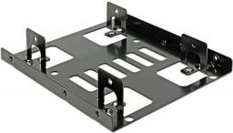 Delock Adapter HDD 3,5'' na 2x2,5'' (18210)