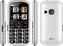 Telefon komórkowy myPhone Halo 2 biały