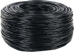 Seven UTP cat.5 Solid ext żel. 4x2 305m (SEVLAN15888)