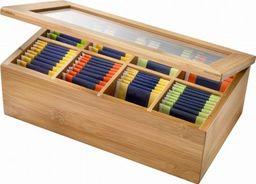 Westmark Westmark, Bambusowe pudełko na herbatę, 15742260