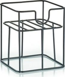 Zeller Zeller, Stojak na słoik 3.8L , kol. czarny, metal