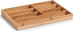 Zeller Zeller, Wkład do szuflady z 7 przegrodami, 44x30,6x4,3cm