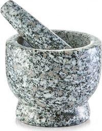 Zeller Zeller, Moździerz granitowy, 10cm, kol. szary