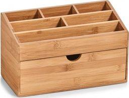 Zeller Zeller, Drewniany organizer z szufladą, bambus