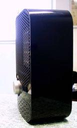 AURORA Grzejnik elektryczny termowentylator COMPACT ceramiczny 1200W  cichy