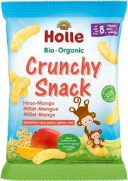 Holle Bio Chrupki jaglane - mango 8m+ Holle