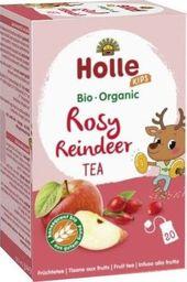 Holle Bio Herbatka z Jabłek Dzikiej Róży Lukrecji 3+ Holle