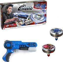 Silverit Wyrzutnia Spinnerów Dual Shot Blaster Hurricane