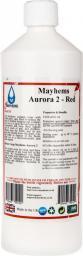 Mayhems Aurora 2 płyn chłodniczy, Czerwony, 1000ml  (700443759120)