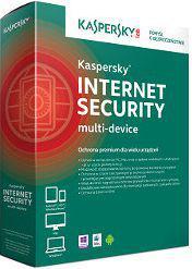 Kaspersky Lab Internet Security Multi-Device 5 stanowisk 1 rok ESD (KL1941PCEFS)