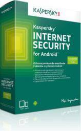Kaspersky Lab Internet Security dla Android 1 urządzenie 1 rok ESD (KL1091PCAFS)