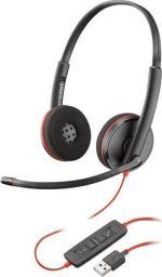 Słuchawki z mikrofonem Plantronics C3220