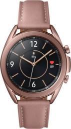 Smartwatch Samsung Galaxy Watch 3 Mystic Bronze 41mm Brązowy  (SM-R850NZDAEUE)