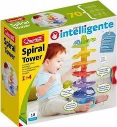Quercetti Tor Super wieża ze spiralą