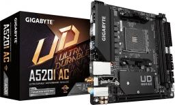 Płyta główna Gigabyte A520I AC