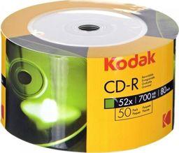 Kodak CD-R 700 MB 52x 50 sztuk (1210150)