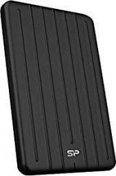 Dysk zewnętrzny Silicon Power SSD Bolt B75 Pro 256 GB Czarny (SP256GBPSD75PSCK)