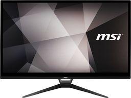 Komputer MSI Pro 22XT 9M-210XPL Celeron G4930, 8 GB, 256GB SSD, Brak systemu