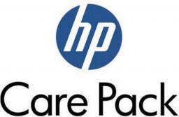Gwarancja dodatkowa - drukarki HP 5 year Next business day Channel Partner only Remote and Parts Exchange DesignJet T3500 Production eMFP (U1ZX1E)