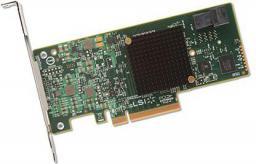 Kontroler LSI HBA LSI 9300-4i W SGL (LSI00346)