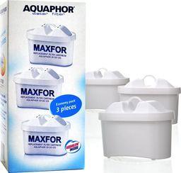 Aquaphor AQUAPHOR wkład wody do dzbanków filtrujących B-25 Maxfor - Komplet 3 szt.