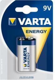 Varta Bateria Energy 9V Block 1szt.