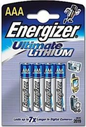Energizer Bateria Ultimate AAA / R03 4szt.