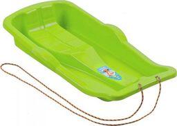 Marmat Sanki plastikowe dla dzieci ślizgacz zielone UNIWERSALNY