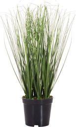 SPRINGOS Sztuczna trawa w doniczce kwiaty 45 cm UNIWERSALNY