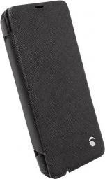 Krusell Etui FlipCase Malmo do Microsoft Lumia 535  czarny (76059)