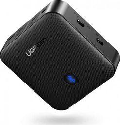 Adapter Ugreen Adapter odbiornik Bluetooth 5.0 UGREEN 3,5 mm AUX aptX (czarny)