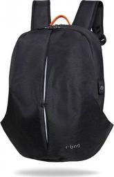 Plecak R-BAG Plecak męski na laptopa 13-15,6'' z USB Kick Black rbag