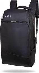 Plecak R-BAG Plecak męski na laptopa 13-15,6'' z USB Forge Black