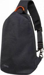 Plecak R-BAG Plecak rBAG męski z USB Pump black