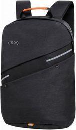 Plecak R-BAG Plecak męski na laptop 13-15,6'' z USB Bunker black rBag